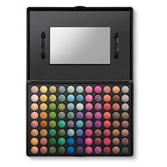 BH Cosmetics 88 Color Eye Shadow Shimmer Palette.