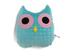 www.chicetrouge.com Aqua, Creations, Etsy, Chic, Plushies, Manualidades, Friends Of Animals, Red, Shabby Chic