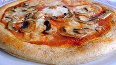 Come preparare Impasto per pizza Dukan col Bimby della Vorwerk, impara a preparare deliziosi piatti con le nostre ricette bimby Muffins, I Foods, Vegetable Pizza, Italian Recipes, Vegetables, Crusts, Pies, Muffin, Vegetable Recipes