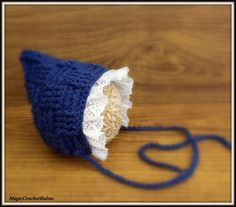 Crochet Vintage Style Baby Bonnet Photo Prop,lace Hat | eBay