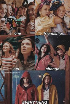 I love their friendship! Tags: sadie sink … I love their friendship! Stranger Things Girl, Bobby Brown Stranger Things, Stranger Things Have Happened, Stranger Things Aesthetic, Stranger Things Season 3, Eleven Stranger Things, Stranger Things Netflix, Stranger Quotes, Dude Perfect