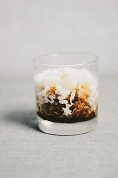 thai vietnamese coffee granita.