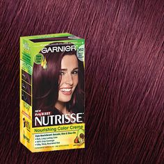 Review, Hairstyle, Haircolor Trend 2017, 2018: Garnier Nutrisse Nudes, Buttery Blondes, Very Berry Collection