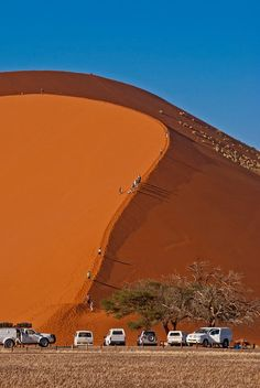 11 Beautiful Places You Have To See In Namibia Places To Travel, Places To See, Land Of The Brave, Deserts Of The World, Namib Desert, Namibia, Out Of Africa, Africa Travel, Dune