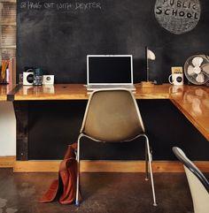 Public School Desk/Remodelista