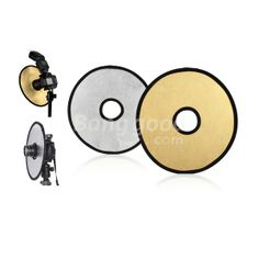 Photography 12inch Disc Studio Light Hollow Reflector SKU: SKU077475 Sold: 30 US$ 	3.89