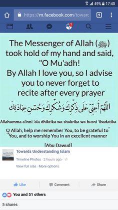 Dua after prayer. Duaa Islam, Islam Hadith, Islam Muslim, Islam Quran, Muslim Love Quotes, Religious Quotes, Islamic Quotes, Prayer Verses, Quran Verses