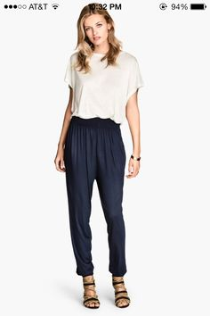 Cute and simple. And comfy!