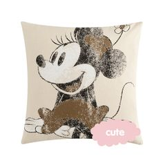 minnie cushion cover