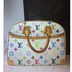 Tip: Louis Vuitton Handbag (Multicolored)