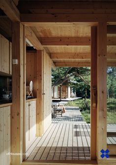 Per Friberg /// Friberg summer house /// Ljunghusen, Sweden /// 1960 OfHouses guest curated by Eero& Deta Koivisto (Claesson Koivisto Rune). (Photos © Åke E:son Lindman, Stewen Quigley, Logan. Residential Architecture, Interior Architecture, Interior And Exterior, Nordic Lights, Lake Cabins, Cozy Cottage, Prefab, House In The Woods, Cheap Home Decor