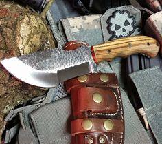 Handmade  Hammer Time Tracker Skinner Hunting by ComeandTakeThem