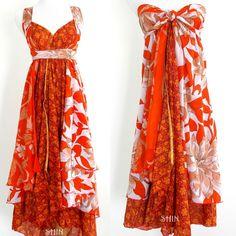magic wrap dress - amazing!!