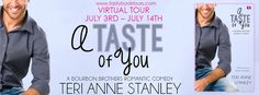 Laura Lu's Book Reviews: Tasty Virtual Book Tour & Giveaway A Taste of You:...