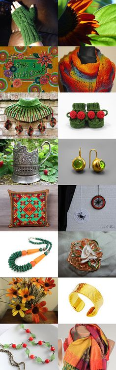 Great fall color by Chris on Etsy--Pinned+with+TreasuryPin.com