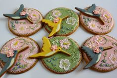 far to pretty and delicate to eat.... Life F - icing cookies - Farina