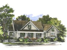 Why We Love the Southern Living New Oxford House Plan