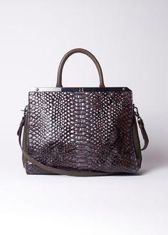 090c7bbd9062 HALSTON HERITAGE Fall 2013 Handbag Collection