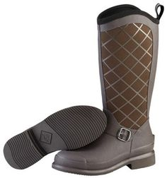 Muck Boots Women's Pacy II All-Conditions Riding Boot - Brown (PCY-900) 1