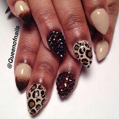 Short Stiletto Nails | Stiletto Nails Designs Joy...