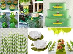 Leap Year Frog Party Food Ideas Very Punny Blog Post Jam Packed With For