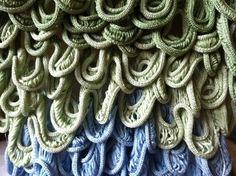 Sarah Mazza, knit sample