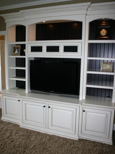 Built In Home Entertainment Center