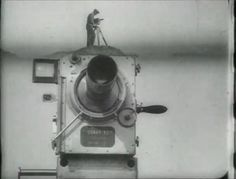 Man with a Movie Camera - Dziga Vertov