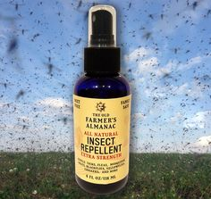 Bugs hate this stuff! - The Old Farmer's Almanac All-Natural Insect Repellent Natural Bug Spray, Old Farmers Almanac, Garden Insects, Neem Oil, Garden Guide, Natural Garden, Insect Repellent, Citronella, Mineral Oil