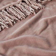 Supersoft Blanket Rose