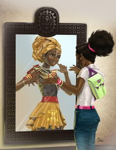 Black Women Art!                                                                                                                                                                                 More