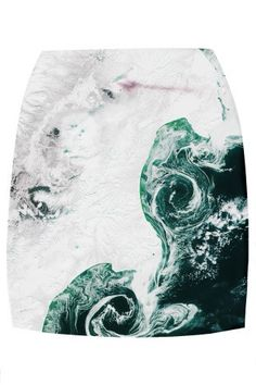 The Wave Skirt: http://shop.nylonmag.com/collections/whats-new/products/wave-skirt #NYLONshop