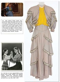 Esther Smith (Judy Garland) - Cita en St. Louis (1944)