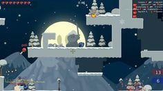 Teeworlds is a Free to Play [F2P], 2D Shooter Multiplayer Game