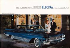 1960 Buick Electra 225 Four Door Hardtop