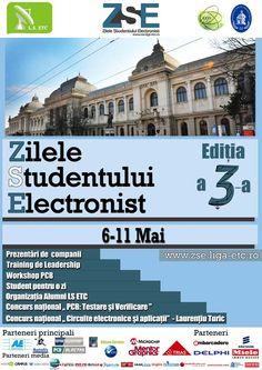 Zilele Studentului Electronist – editia a III-a -