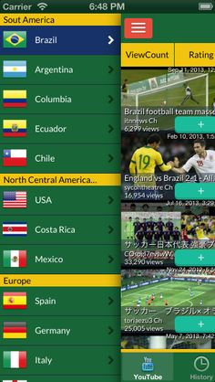 zaizen tatsuya   Sports   iPhone   Soccer Video News ... $0.00   ver.1.1.3  $0.99   ◆◆◆This is sold free for a limited time only◆◆◆FootballTube can watch an infinite number of Football video.It becomes the 2014 Brazil ...