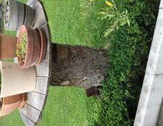 Stehtisch aus Baumstamm Baumstumpf,Baum fällen,Stehtisch,Alter Baum Hygge, Alter, Wood, Garden Ideas, Plants, Gardening, Outdoor, Tree Stump Table, Magic Forest