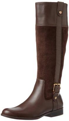 Amazon.com: AK Anne Klein Women's Ciji Riding Boot: Shoes