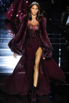 """Zuhair Murad Fall 2015 Couture - Collection - Gallery - Style.com *my immediate thought when seeing this dress = """"Wow."""""""