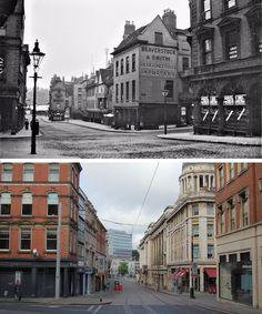 Nottingham Pubs, Nottingham City Centre, Cool Photos, Amazing Photos, Derbyshire, Family History, Britain, Street View, Robin