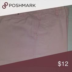 Tommy Hilfiger Shorts Good condition 4 inch pink chino short Tommy Hilfiger Shorts