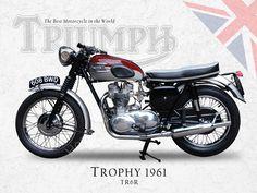 Triumph 1961 TR6R