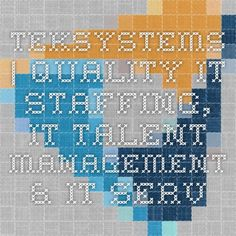 TEKsystems | Quality IT Staffing, IT Talent Management & IT Services