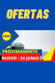 Si estas pensando en comprar algún artículo para laa limpieza, alguna mopa. Los supermercados Lidl avanzan desde el Lunes 14 de Junio próximas ofertas a partir del 24 de Junio. ¡No te lo pierdas!!!