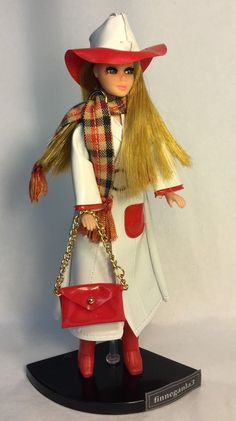 Vintage Topper Dawn Doll H11A in Vintage Cindy Joy Fashion | eBay