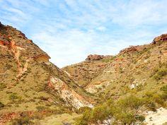 Shot Hole Gorge WA