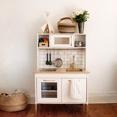 13 fun ways to transform the IKEA play kitchen | Mum's Grapevine