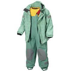 b868c347 Kids Waterproofs Sailing Didriksons Nera Nipper Skipper Pistachio, Rain  Jacket, Bomber Jacket, Windbreaker