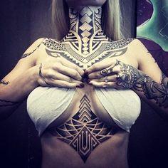 WEBSTA @ extra_peoples - Симметрично #тату #татуировка #tattoo #ink #inked #girls